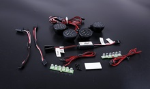 1/5 scale rc baja parts Rovan baja 5T Truck new spare parts 5T LED light set 1 853101 for HPI KM ROVAN BAJA 5T