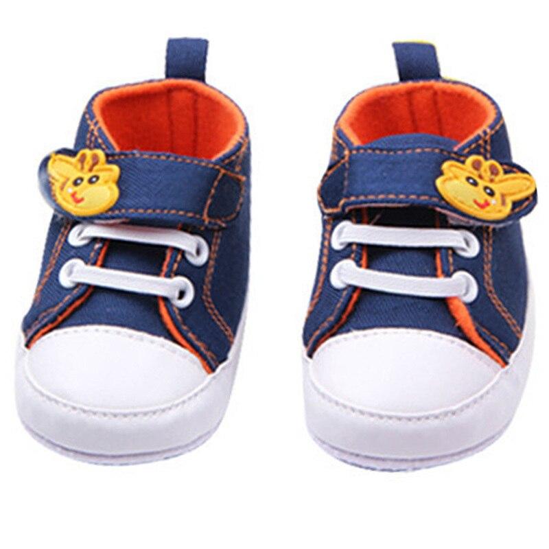 0-12M Lovely Baby Infant Toddler Boy Girl Sneaker Soft Sole Shoes Prewalker<br><br>Aliexpress