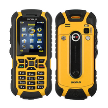 MOSTHINK SEALS VR7 Original IP67 waterproof rugged feature phone 2 inch TFT screen 2MP camera support GPS JAVA Russian keyboard(China)