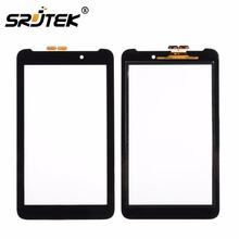 For Asus MeMO Pad 7 ME170 ME170C K012 Touch Screen Panel Digitizer Glass Lens Sensor Repair Replacement Parts