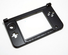 1 piece new for Nintendo 3DS XL Button Lower Screen Face Hinge Plate Part black color