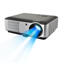 RD-806 LED Projector 2*HDMI 2*USB Home Projector 1080P Mini Proyectores Video HDMI 2800Lumens Support 200inch Data Show