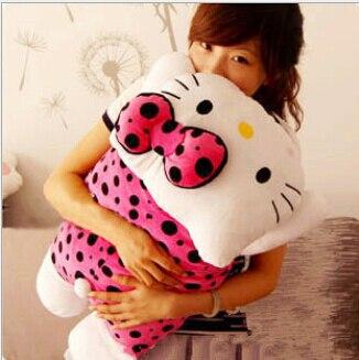 40cm Super Quality Kitty ToysHello Kitty Plush Pillow Soft Plush Cushion Kids Toy Gift for Girls Baby Toy <br><br>Aliexpress