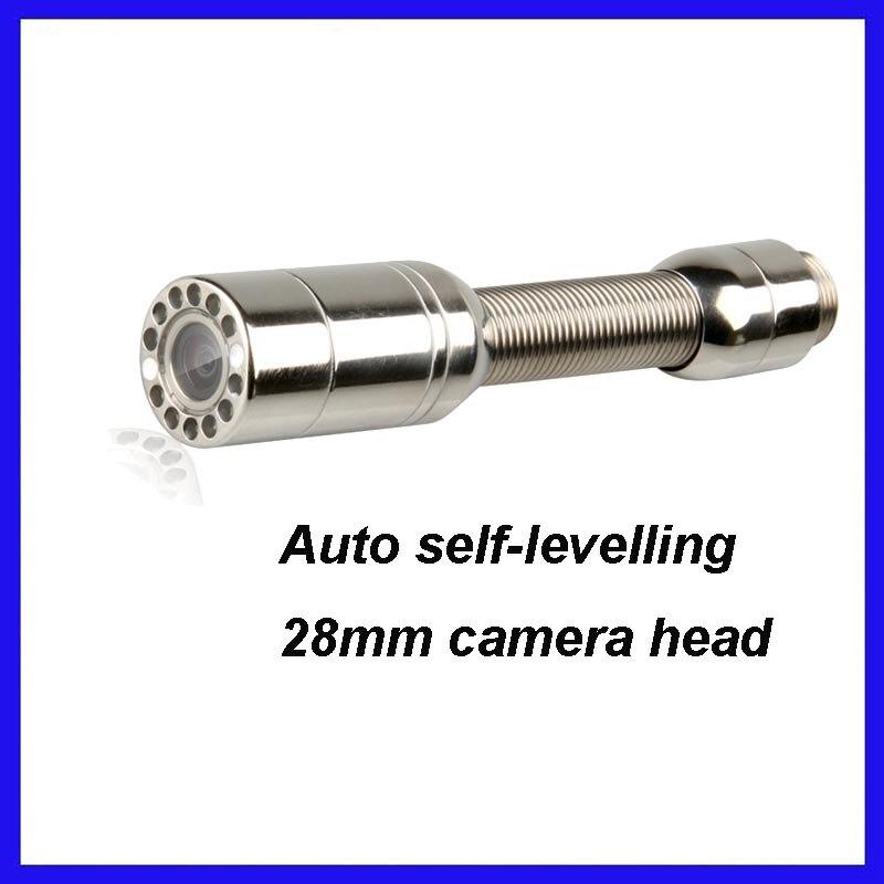 28mm camera head