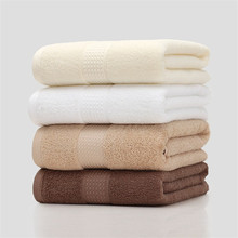 100% Cotton Bath Towel For Adults Women Men 70*140cm Beach Towel 2017 Quick-drying Gym Towel 100% Cotton Bath Towels