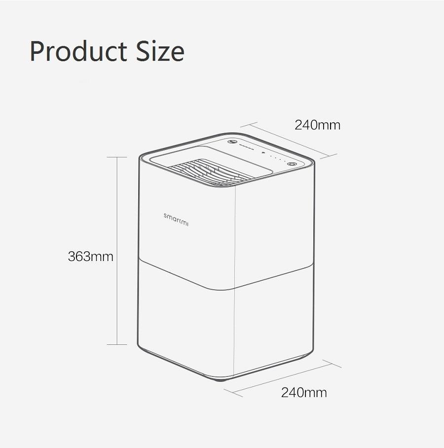 smartmi size