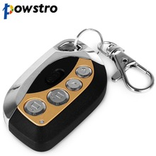 315MHz Copy Remote Control Duplicator Auto Copy Controller with Battery for Car Alarm Motorcycle Alarm Olling Gates Garage Door(China)