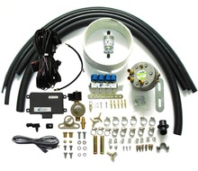 Propane LPG Multi-point Sequential Injection System Conversion Kits for 3 or 4 cylinders gasoline  fuel injected cars