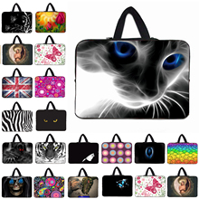 "Wholesale & Retail 14"" Laptop Notebook Protect Liner Cases Pouch Cover Bags For Thinkpad, Asus, HP, Acer, 14.1"" 14.4"" PC Handbag(China)"