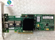 server work station Adapter network lan card for LSI 8708EM2 SAS RAID Controller card support raid 0, 1, 5, 6 PCI-e 8X 256M(China)