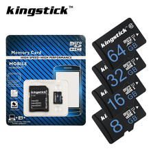Kingstick Crazy hot memory card micro sd card 32GB Class 10 usb flash pen drive TF Card pendrive 64GB 16GB 8GB 4GB with adapter