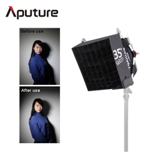 Aputure Diffuser Softbox with Grid Aputures Easy Box+ Diffuser Kit for 672 528 light Softbox kit(China)