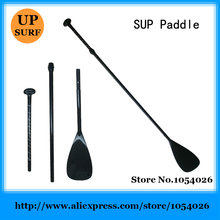 Free Shipping 100% Carbon Fibre SUP Surf Paddle Carbon Paddle Stand Up Surfboard Paddle(China)