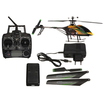 High Quality WLtoys V912 Sky Dancer 2.4G 4CH RC Helicopter RTF with Videography Function Remote Control Toys For Children