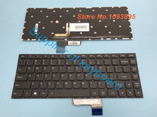 NEW English Keyboard For Lenovo Ideapad yoga 2 13 14 Yoga2 13 U31 Laptop English Keyboard with Backlit (Not Fit YOGA 2 Pro)(China)