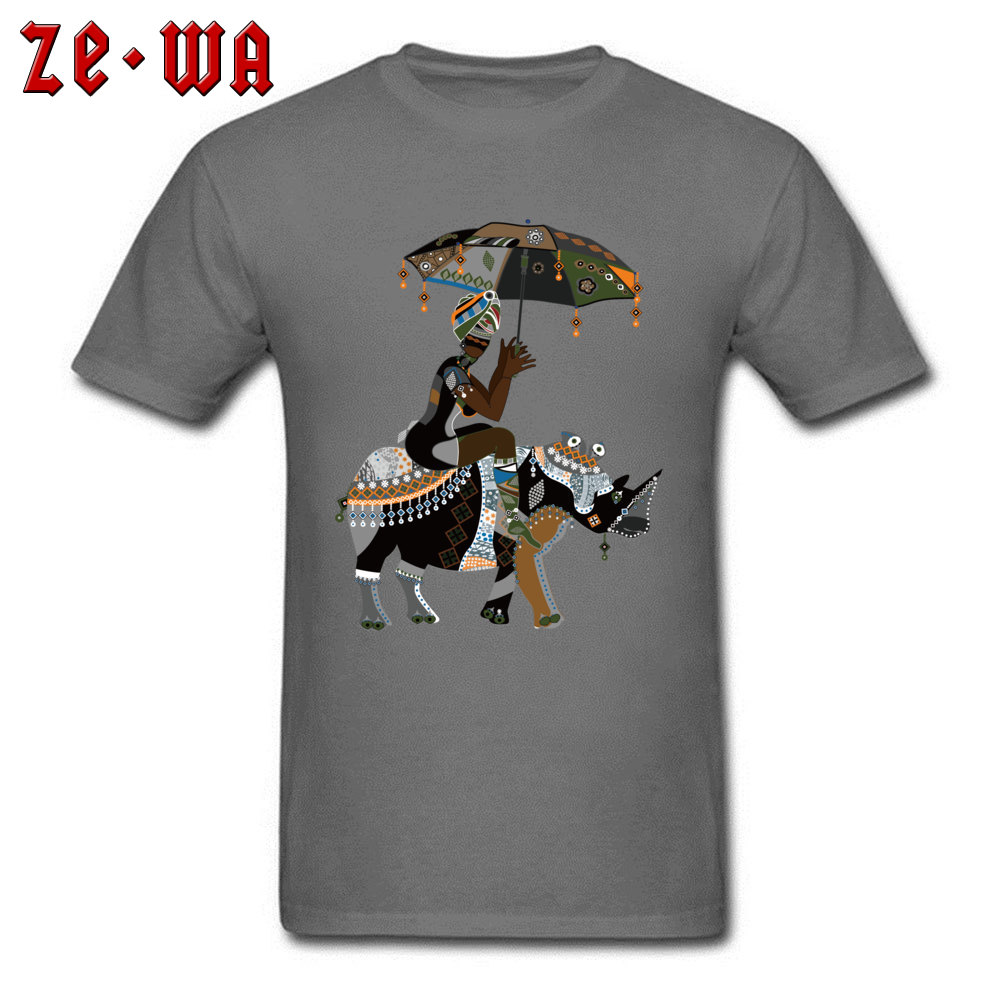 Fitted african art drawing african people T Shirts Crewneck 100% Cotton Men Tops T Shirt Short Sleeve Summer/Fall Tops Shirts african art drawing african people carbon