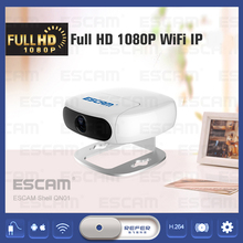 2017 Escam QN01 best sale baby monitor camera HD 1080P WIFI Indoor Infrared Day/Night Vision Mini CCTV Baby Monitor Camera