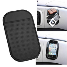 2017 HOT Powerful Silica Gel Magic Car Sticky Pad Anti-Slip Non Slip Mat for Mobile Phone/GPS/Pad/MP4 Car Interior Accessories