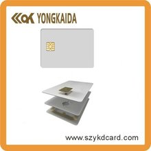 200PCS IC card original SLE5528 IC Chip Contact Card read-write ISO7816 blank card contact smart card(China)