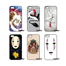 Japanese Cartoon No Face Male Spirited Away Case For Moto E E2 E3 G G2 G3 G4 G5 PLUS X2 Play Nokia 550 630 640 650 830 950(China)