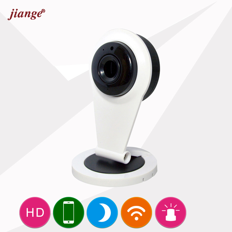 jiange Day &amp; Night HD 720P WIFI IP Camera For Android/IOS/iPhone/iPad/Tablet Surveillance Camera With Remote Viewing <br>