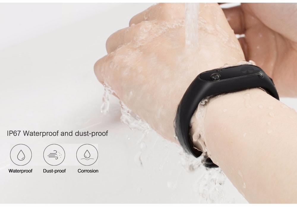 In stock 100% Original Xiaomi Mi smart wristband Xiomi Fitness Bracelet miband 2 mi band 2 for Xiaomi Mi6 sport tracker 10