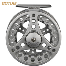 Goture Fly Fishing Reel ALC 5/6,7/8,9/11 Aluminum Frame Spool Left Right Hand Die Casting Fly Reel