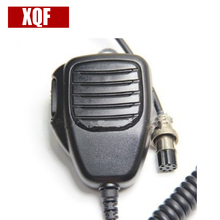 XQF 8-pin Plug Remote Speaker Mic Microphone PTT For ICOM HF Transceiver Radio IC-9100 IC-7800 IC-7700 IC-7600 IC-7410 IC-7200(China)