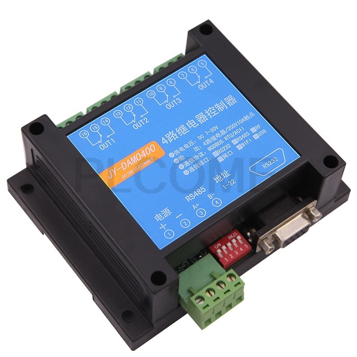 Tcp Udp Pc Android App With Case Symbol Of The Brand Customizable 32 Channels Relay Controller Isolated Board Rs232 Rs485 Wifi Ethernet Modbus Rtu