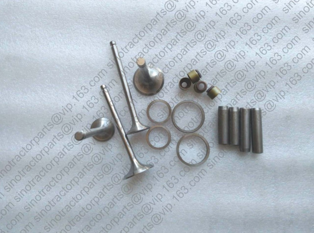 Fengshou FS180 184 , Estate 184, with engine J285T, the set of valve repair kit as showed <br><br>Aliexpress