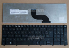 FOR Packard Bell Easynote MS2291 NEW90 NEW95 PEW71 Laptop Keyboard Spanish Teclado BLACK NEW