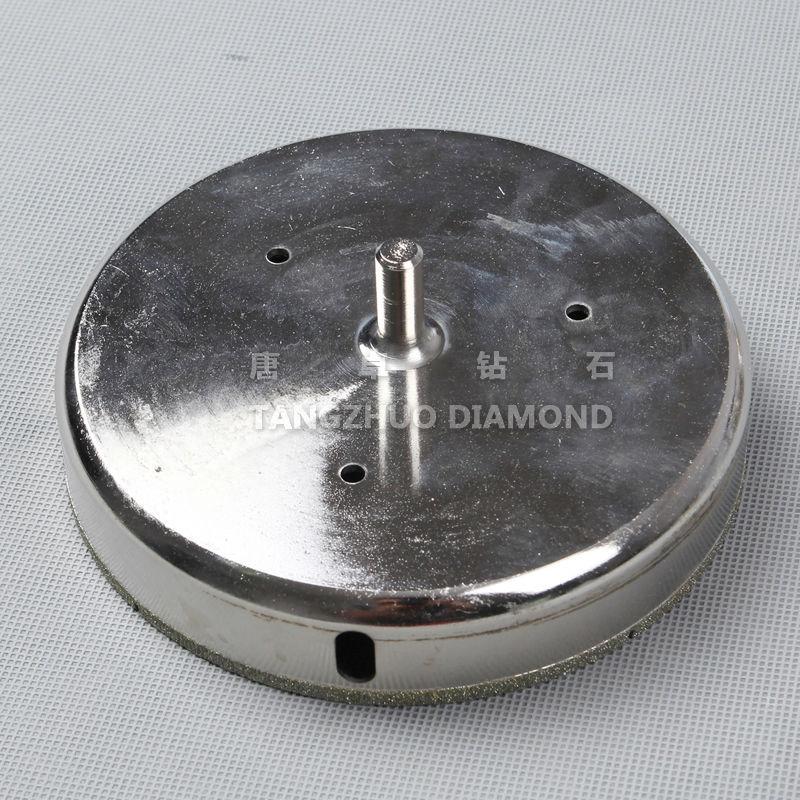 Talentool free Shipping Diamond Hole Saw Granite Glass Tile Core Drill Bit 102mmX2pcs<br><br>Aliexpress