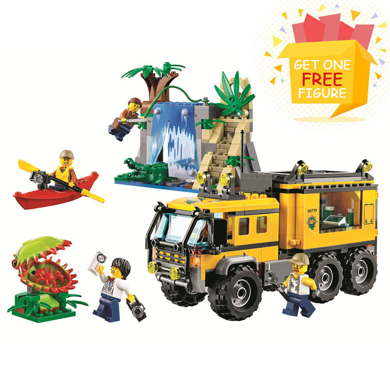Bela Pogo Compatible Legoe 10711 Urban City Fishing Boat Building Blocks Bricks Gifts for Children Model toys for children<br>
