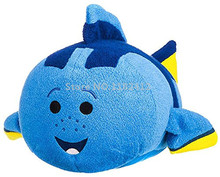 Tsum Tsum Medium Finding Dory Fish Plush Pillow 30cm 12'' Cute Cartoon Cushions Car Sofa Decoration Kids Toys for Children Gifts