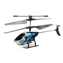 New arrival Rc Helicoptero FQ777-610 AIR FUN 3.5CH RC Remote Control Helicopter With Gyro RTF(China)