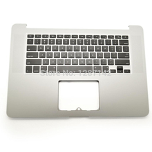 Original Quality A1398 Top Case With Keyboard For Apple Macbook Pro Retina 15'' 2012 Year MC975 MC976 US Version