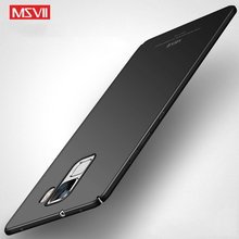 Original MSVII For Huawei Honor 7 Case Hard Frosted PC Slim Back Cover Honor7 360 Full Protection Housing