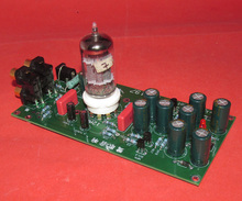 Vacuum Tube amplifiers 12AU7 Valve Stereo amplifier board Bile acoustic transducer