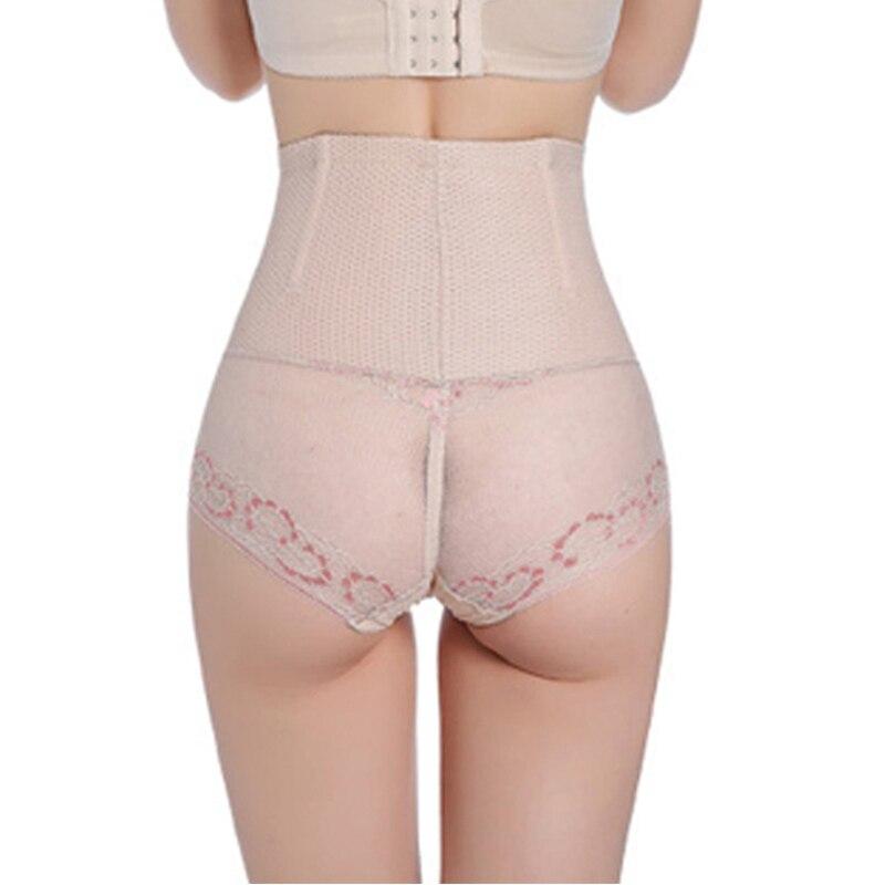 Women High Waist Breathable Underwear Hip Bu Lifter with Tummy Control Panties Slimming Postpartum Beauty Trainer shapewear (3)