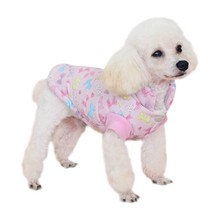 Buy Cute Pet Dog Vest Jacket Clothing Autumn Winter Windproof Warm Dog Clothes Coat Small Medium Large Dogs for $4.03 in AliExpress store