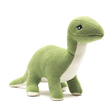 1 PC Kawaii Soft Stuffed Dolls Green Dinosaur Plush Toys High Quality Brinquedos For Boys Christmas Birthday Gift