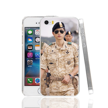 23765 Descendants Of The Sun Heygyo Joonggi Military cell phone Case Cover for iPhone 4 4S 5 5S 5C SE 6 6S Plus 6SPlus