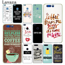 Lavaza Coffee Wine Brown Magenta Ombr Hard Case for Huawei Y6 Y5 Y3 II 2017 G7 & Honor 9 8 Lite 7 7X 6 6A 4C 4X Cover(China)