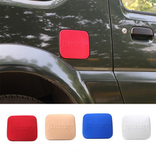 MOPAI Fashionable Aluminium Fuel Door Gas Tank Cap Cover For Suzuki Jimny Gas Door Replacement 4 Colors Available
