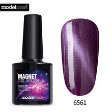 Modelones Magnetic Cat Eyes Gel Polish 10ml UV Gel Nail Polish Gel Lacquer Lak Long Lasting Nail Gel Vernise Gelpolish