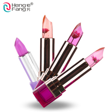 Temperature-changed Lipstick Lip Balm 7 Colors Lipbalm Nutritious Lips 3.5g Makeup Brand HengFang #H9223-H9266(China)