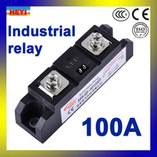 Factory supply 100A Industrial Solid State Relay SSR-H3100ZF