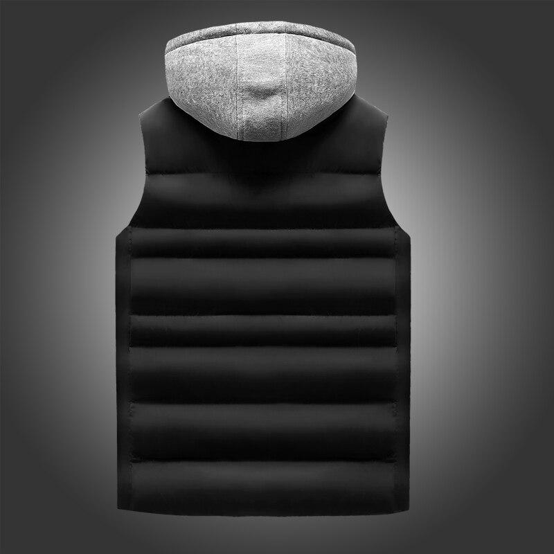 classic men\`s down jackets vintage elegant casual vests korean streetwear winter warm clothing dress canada coats vests for men (2)