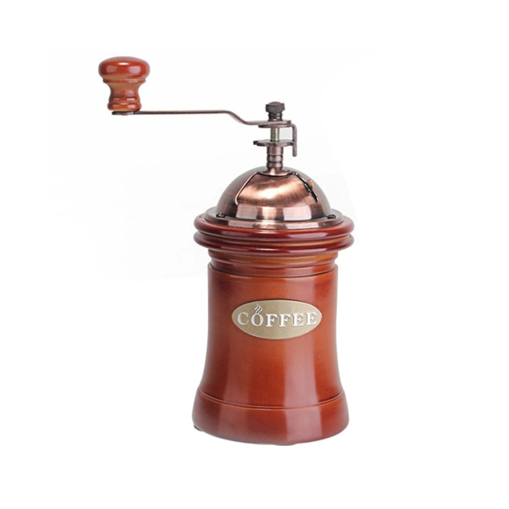 Hand Coffee Grinder Mini Household Manual Coffee Mill Portable Handmade Coffee Machine Beans Nuts Grinder Household Crusher<br>