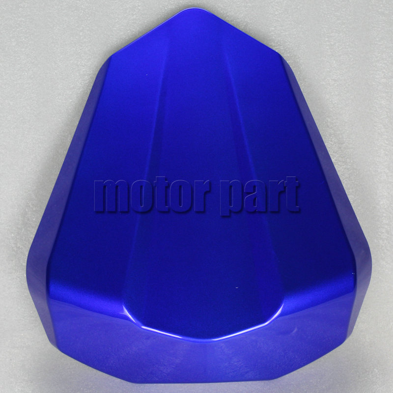 For 2006-2007 Yamaha R6 YZFR6 Motorcycle Rear Passenger Seat Cover Cowl 06 07 Blue<br>